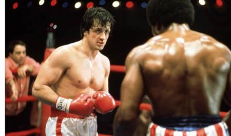 Rocky vs. Apollo Creed